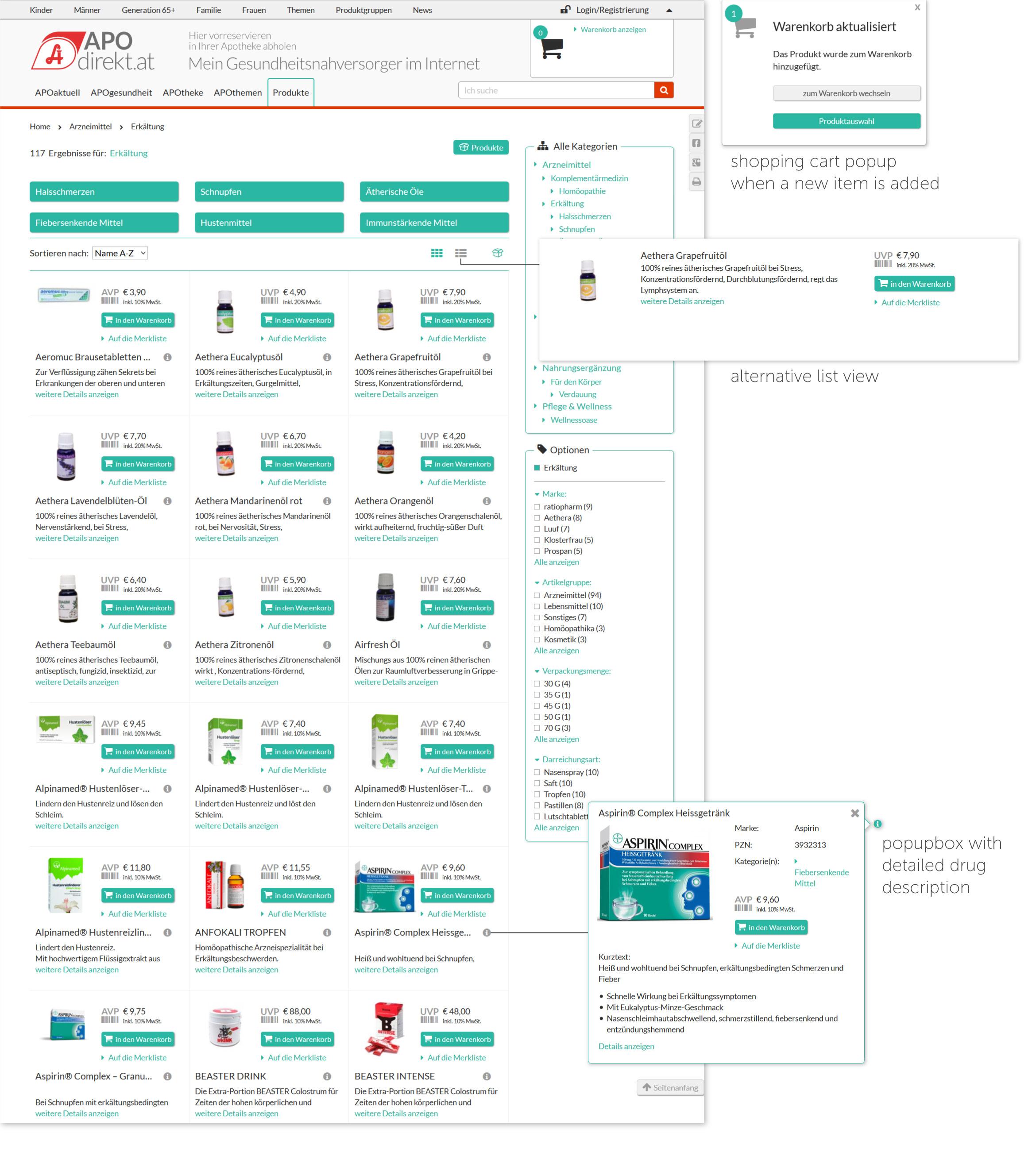 apodirekt-products-UI