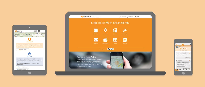 mobito – Mobilität einfach organisieren