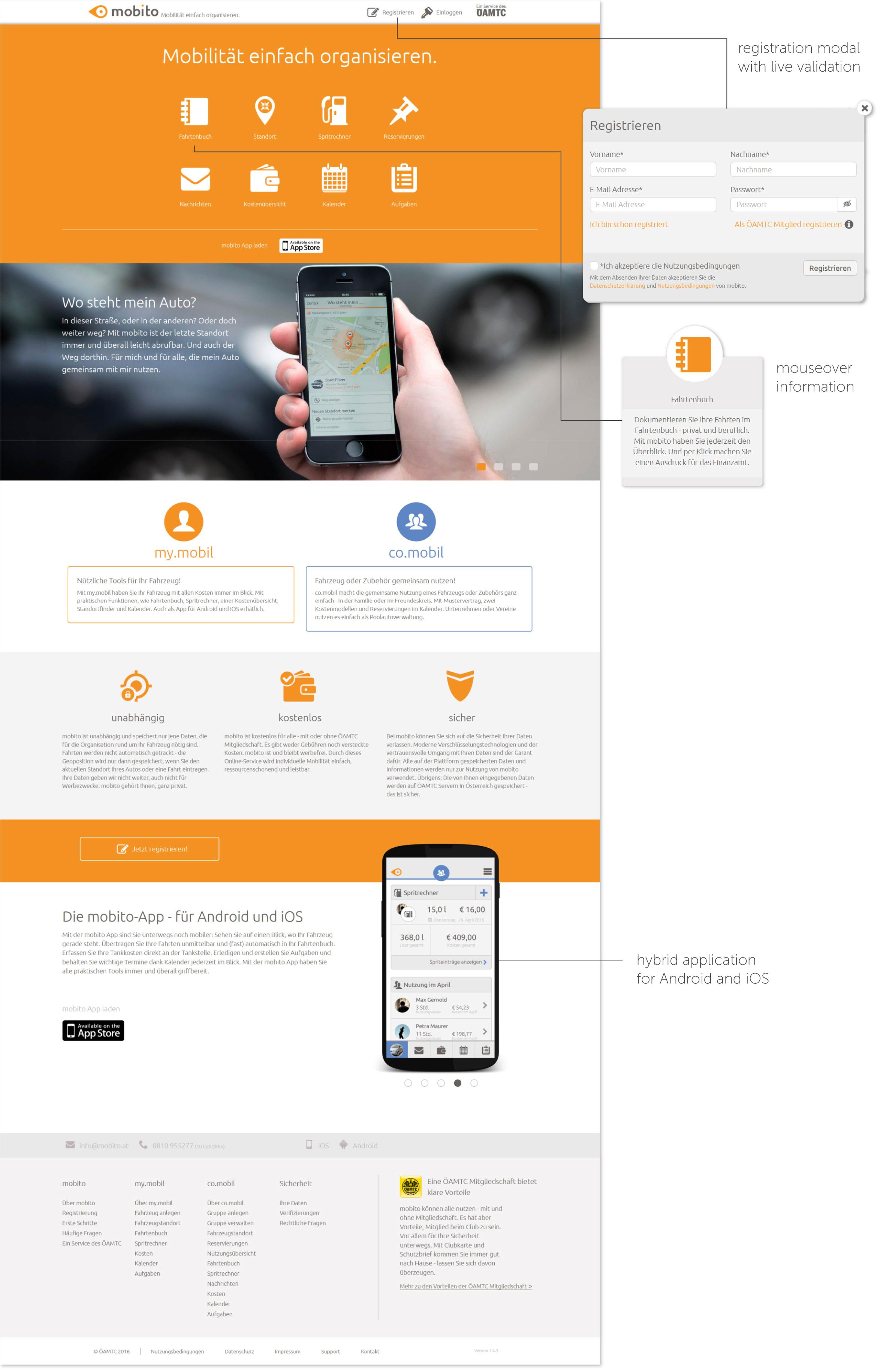 mobito-startpage