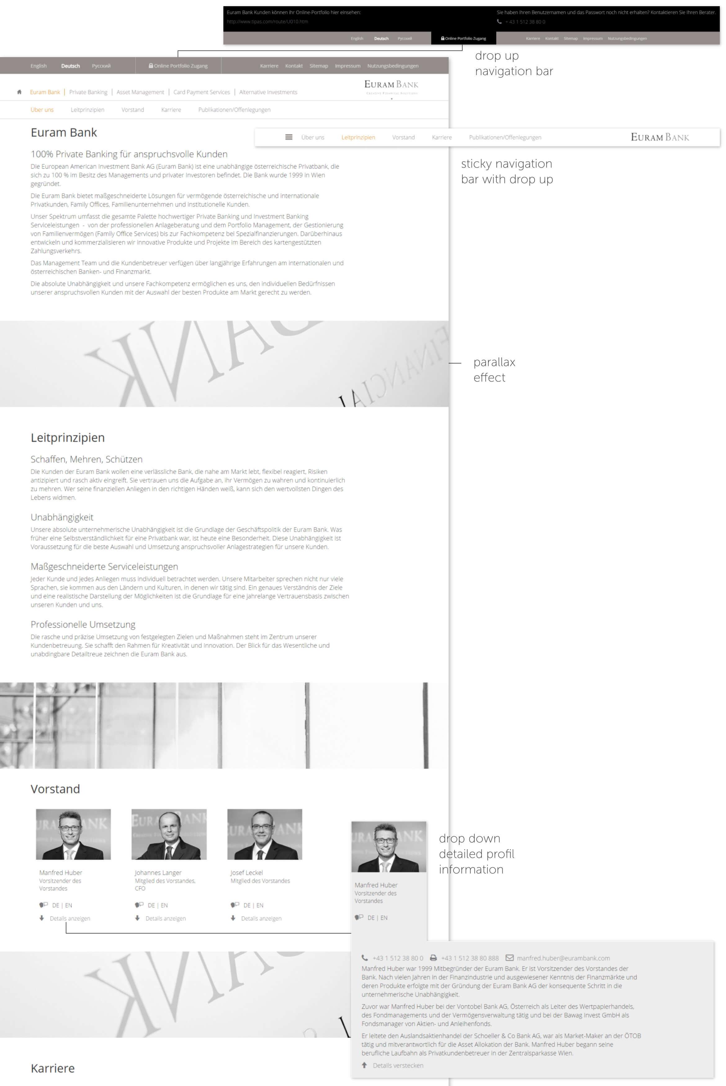 EuramBank-page-part1-UI-UX