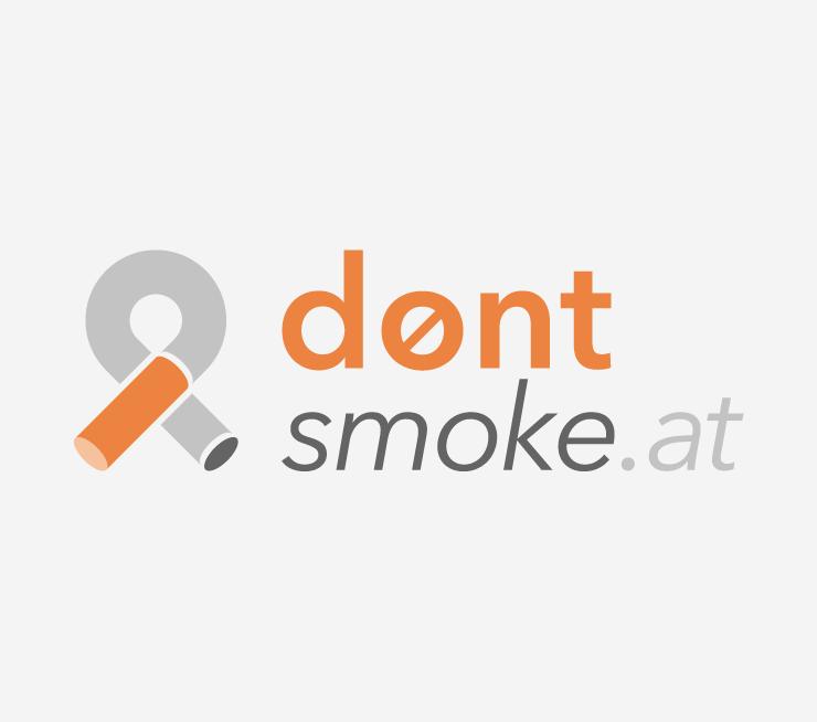 dontsmoke.at – Branding