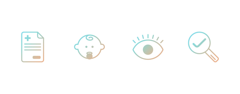 ImpactGo Icons für die Services